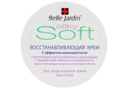 Крем для зрелой кожи лица Belle Jardin Soft  Восстанавливающий 200 мл, шт