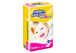Подгузники Helen Harper Junior Soft&Dry №5 15-25 кг 44 шт, шт