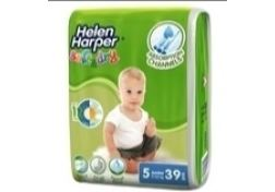 Подгузники Helen Harper Junior Soft&Dry №5 15-25 кг 39 шт, шт